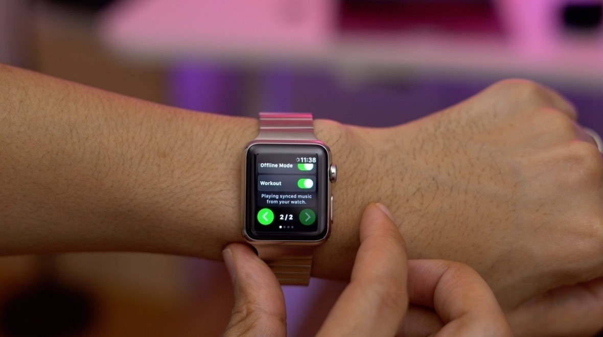 Spotify may be headed to Apple Watch