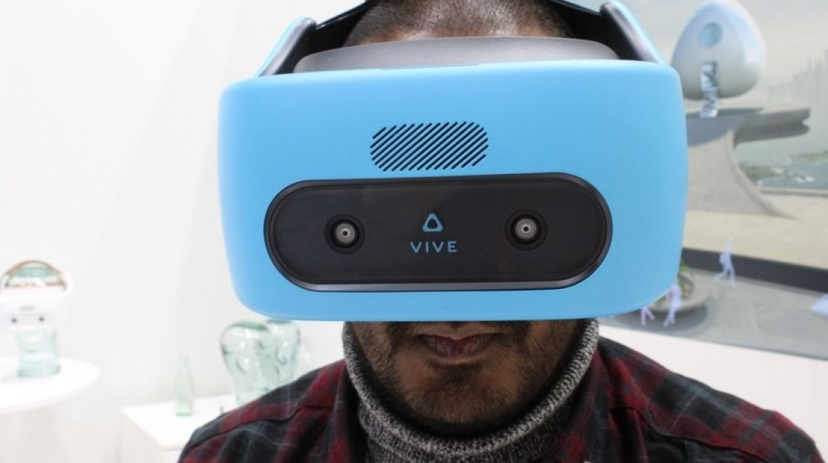 Future Vives could come with eye tracking