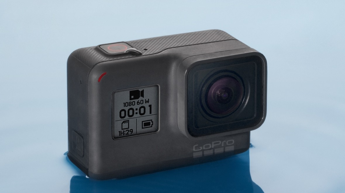 GoPro Hero budget action cam unveiled
