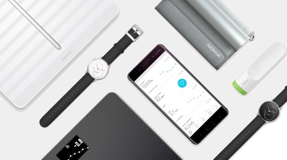 Samsung is in for Nokia Health sale