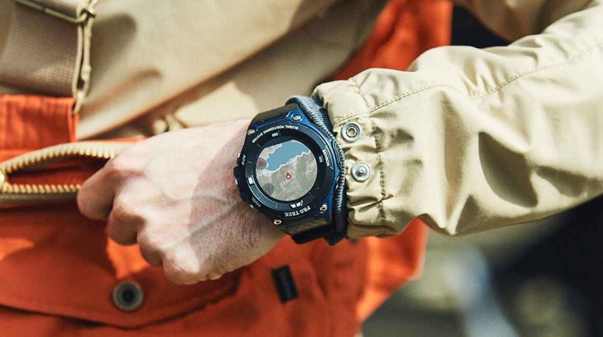 Casio launches cheaper Pro Trek smartwatch