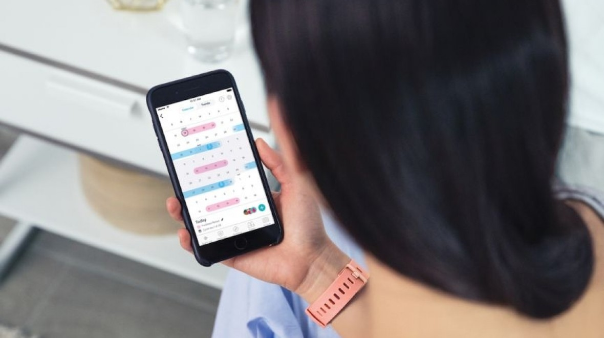 Fitbit's female health tracking is live