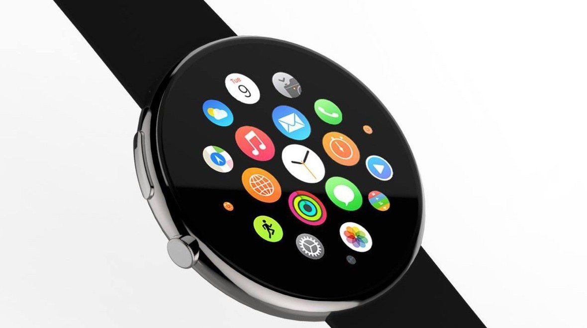 Apple's patent for round smartwatch emerges
