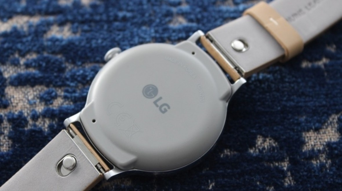 LG Wear OS smartwatch dropping in June