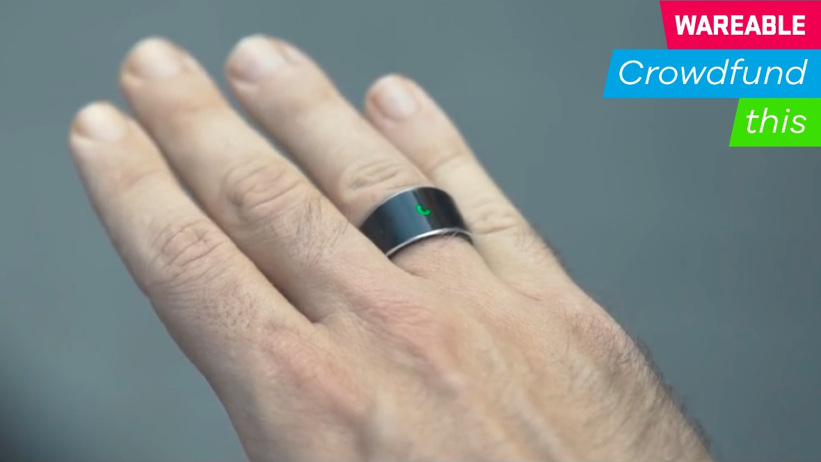 Xenxo S S Ring Wants To Replace Your Smartwatch And
