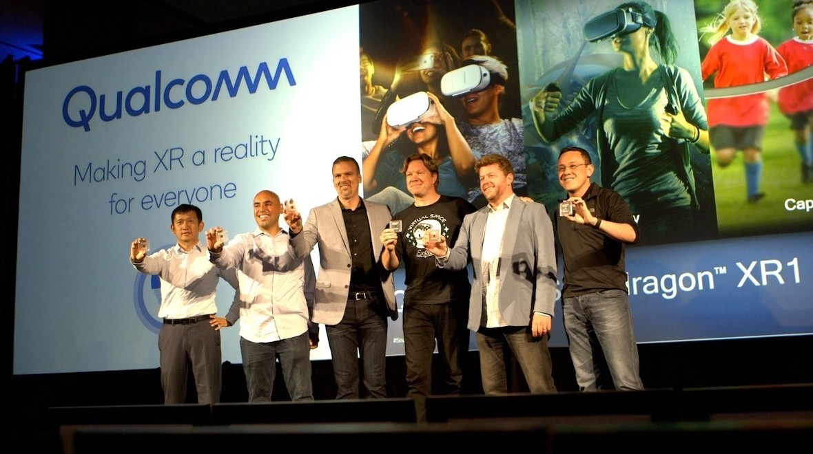 Qualcomm's XR1 powers standalone MR