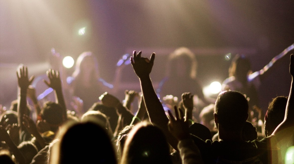 Augmenting live music is a niche