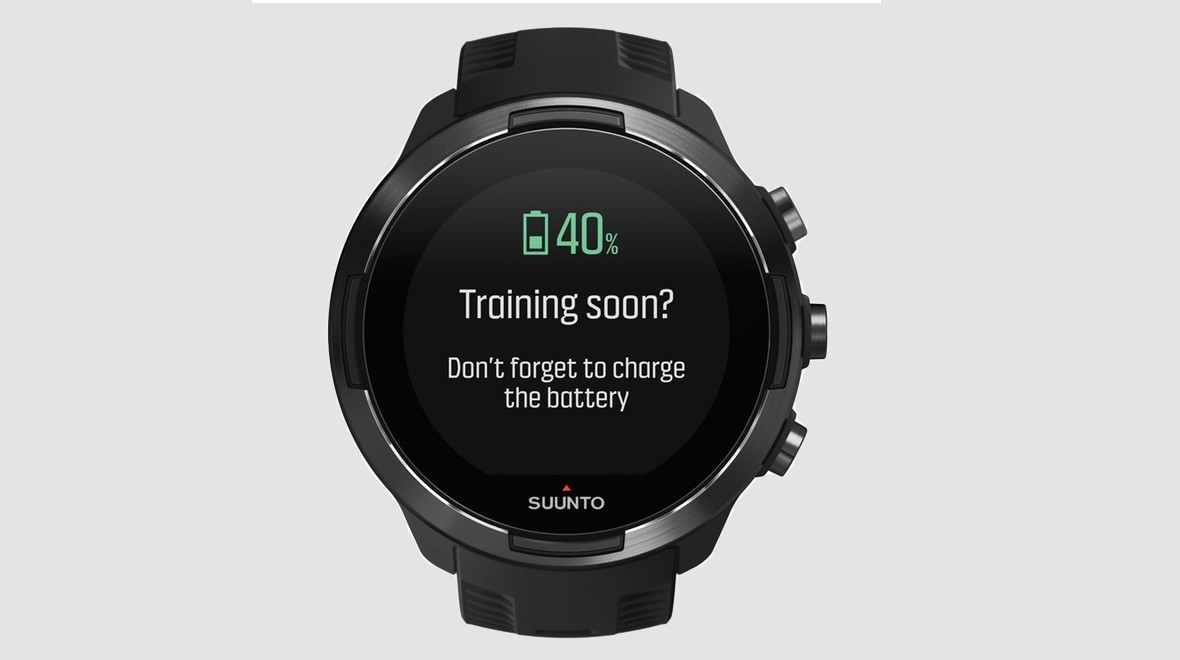 Suunto 9 gets smart about battery life