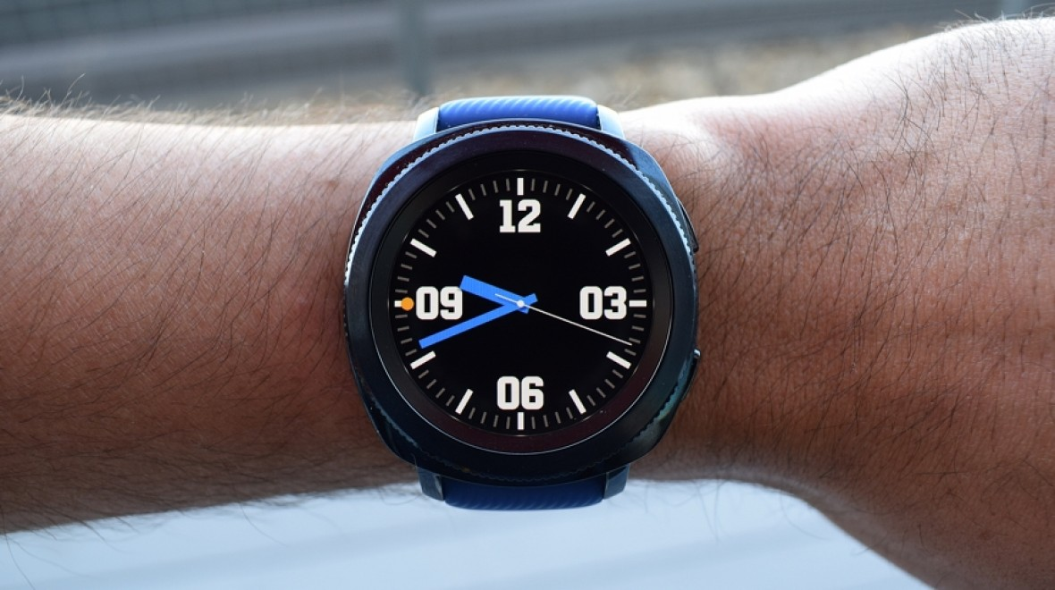 And finally: Your spying smartwatch