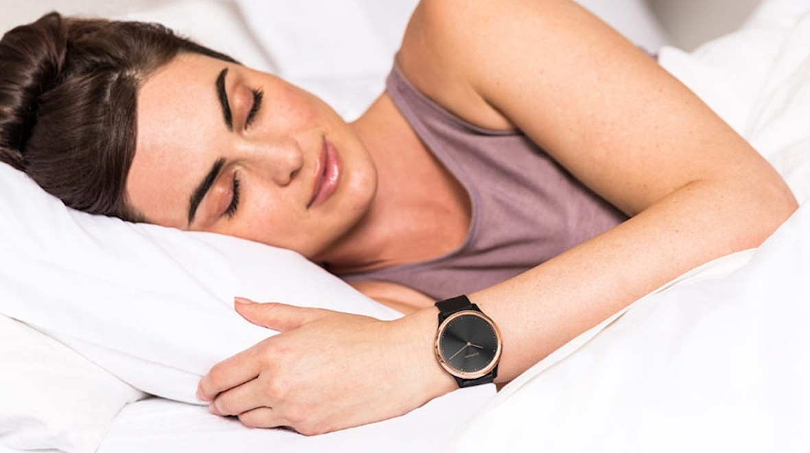 Garmin's sleep tracking adds stages