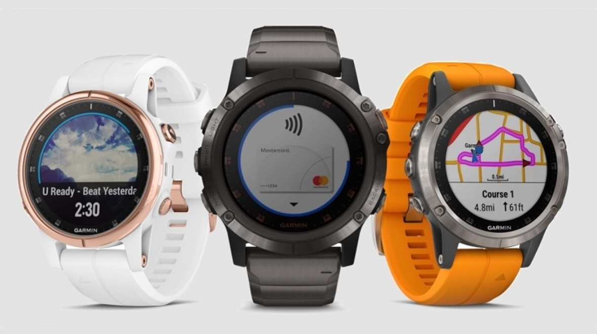 Garmin Fenix 5 Plus guide