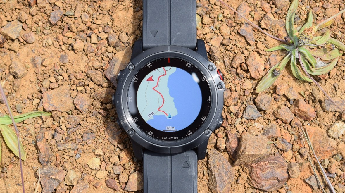 Garmin Fenix 5X Plus