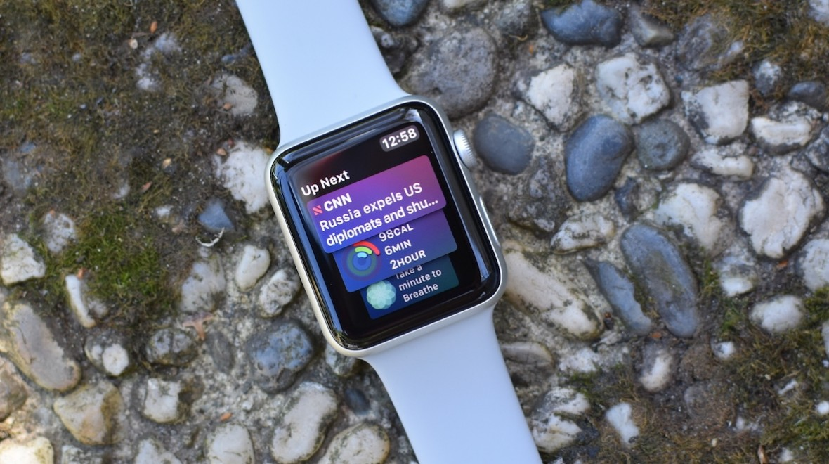 LTE brought new attention to smartwatches