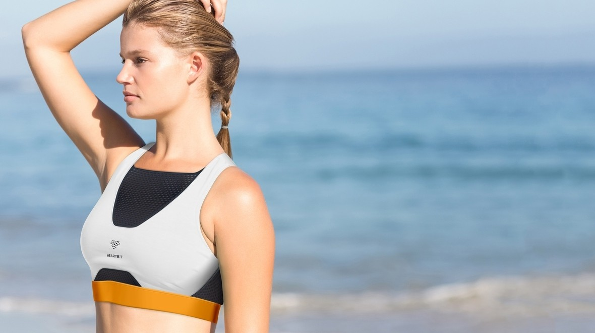HeartBit brings ECG to fitness clothing