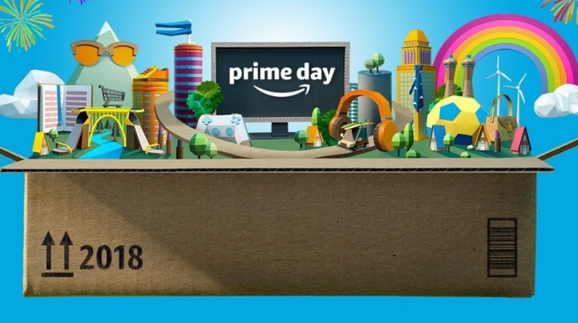 Grab a deal this ​Amazon Prime Day