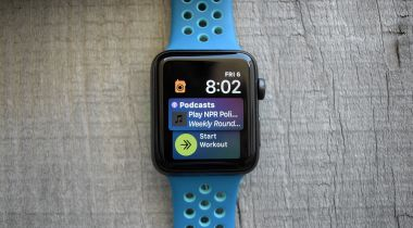 Living with watchOS 5 (so far)