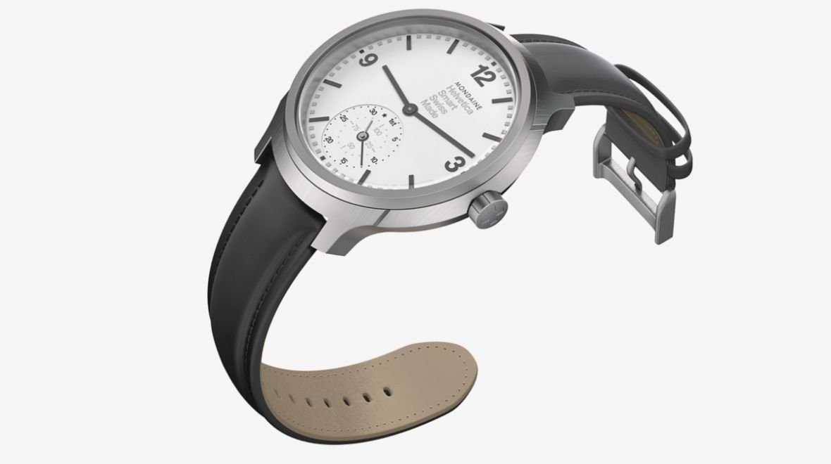 Mondaine smartwatch launching at Baselworld