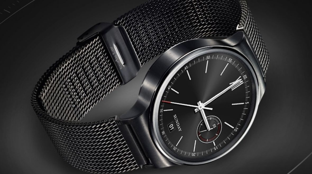 Android Wear Huawei Watch guide