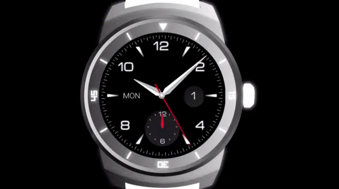 LG G Watch R set for IFA launch