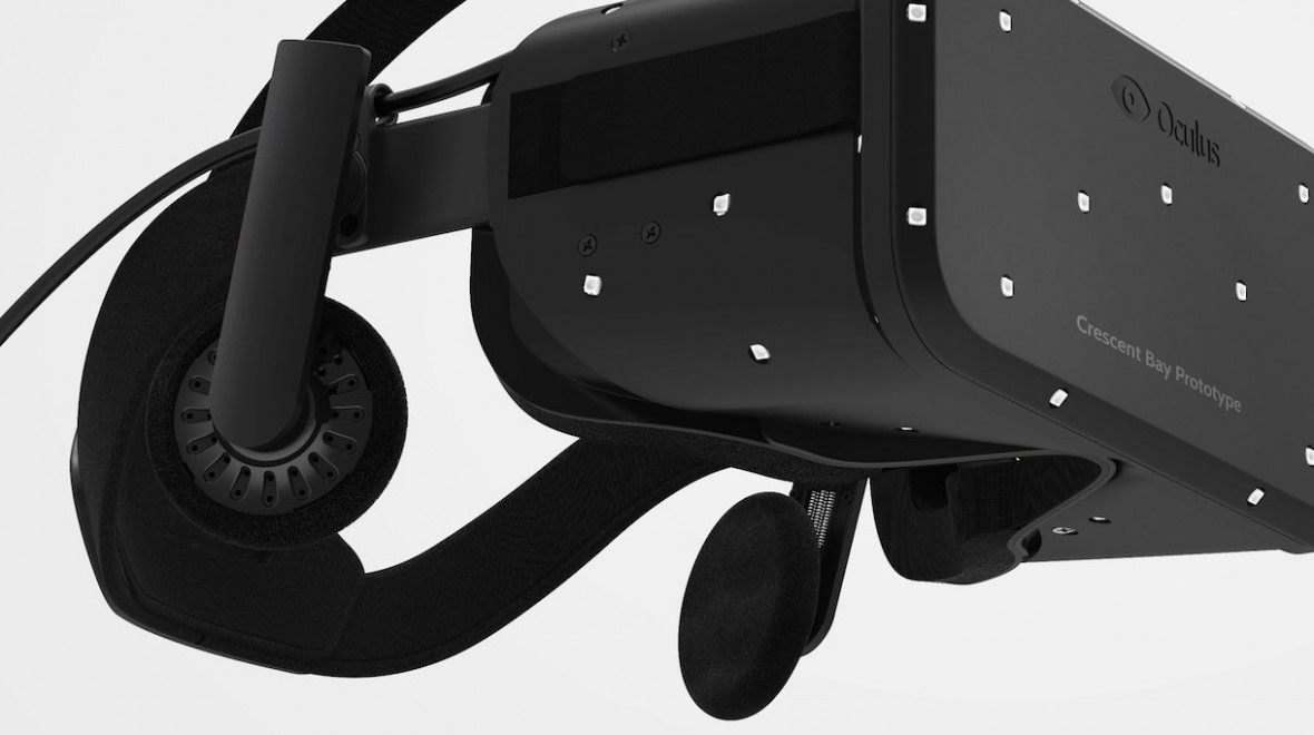 Oculus Rift now packs two displays