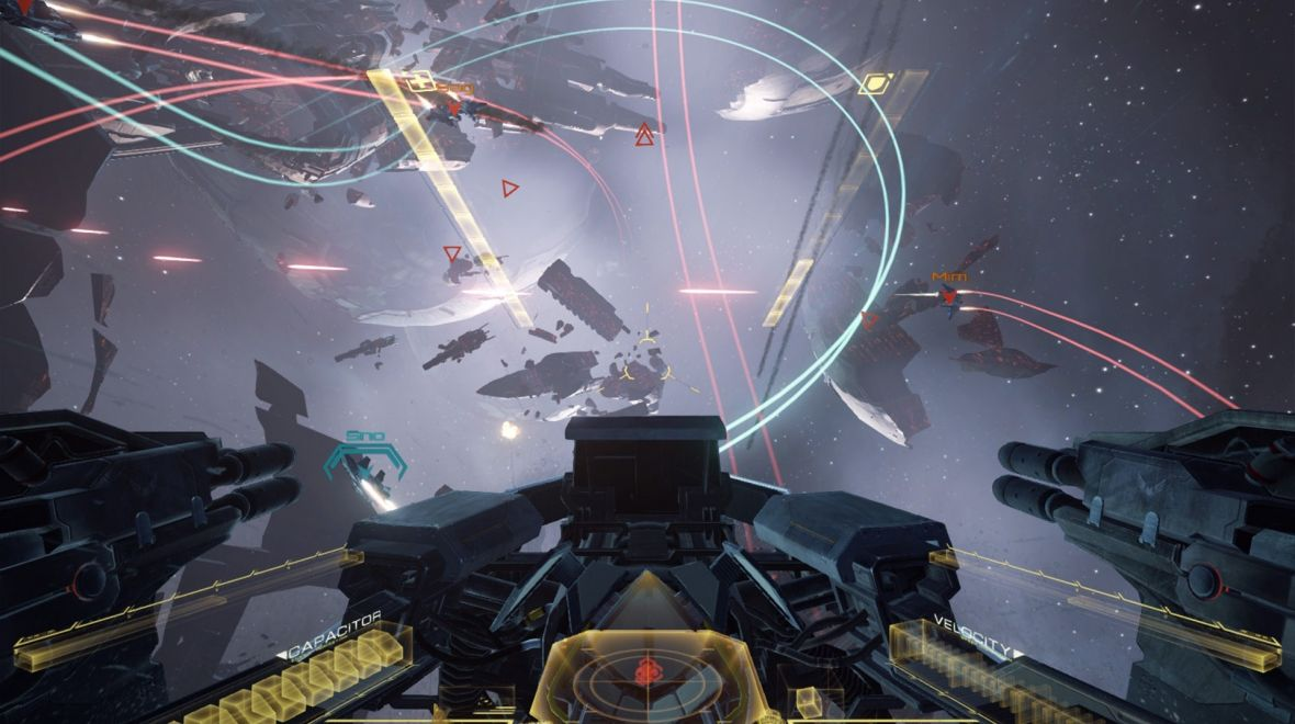 EVE: Valkyrie ready to define VR