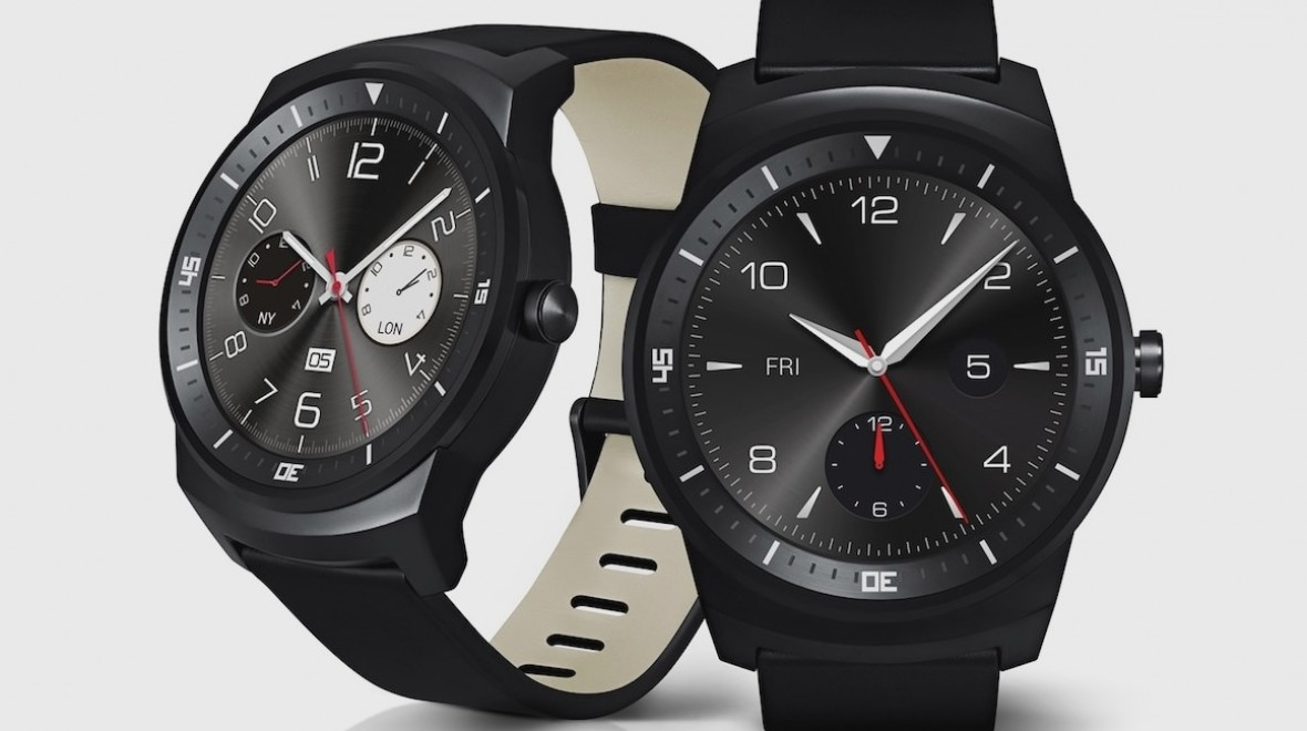 LG reveals gorgeous new G Watch