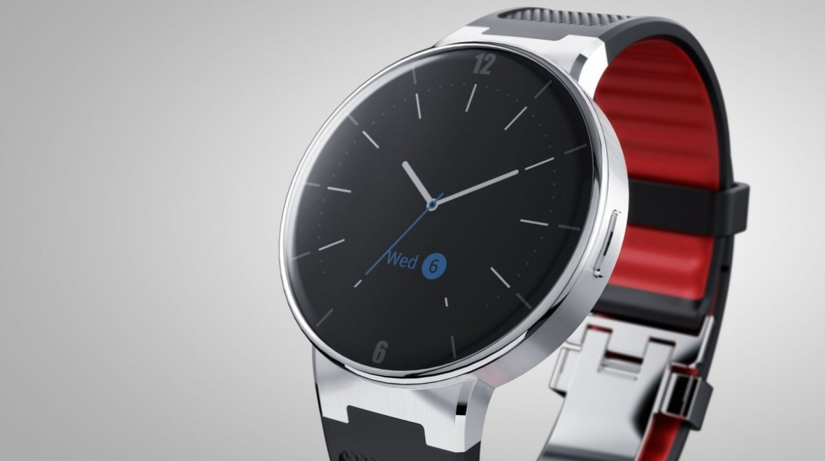 Alcatel OneTouch Watch on sale in June