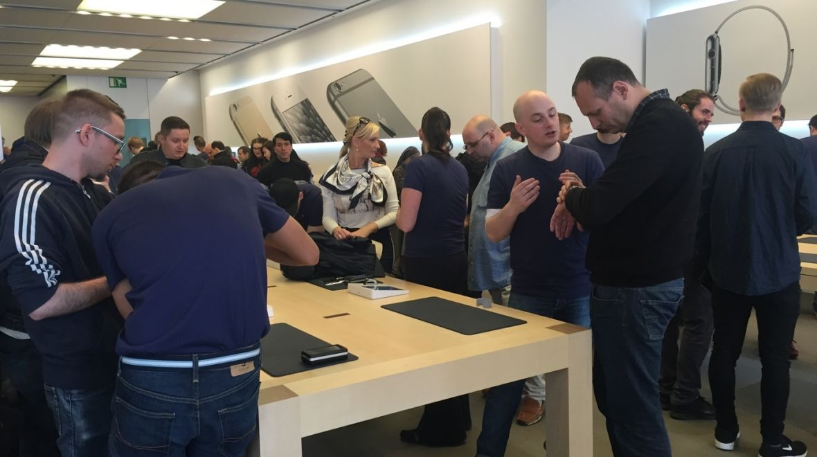 5 things we learned in the Apple Store