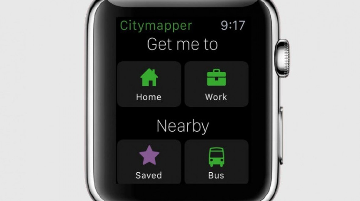 Already 3,500 Apple Watch apps to download