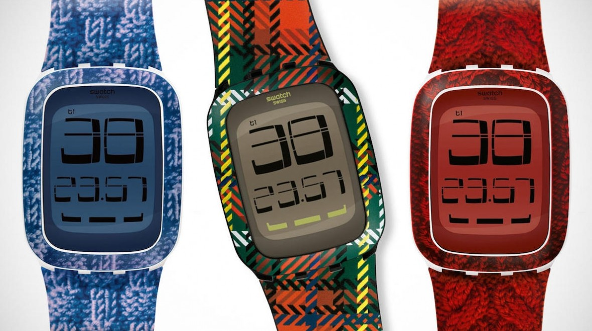 Swatch smartwatch with revolutionary battery
