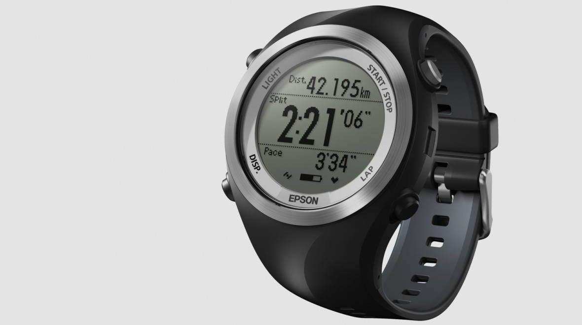 Epson unleashes two new sports watches