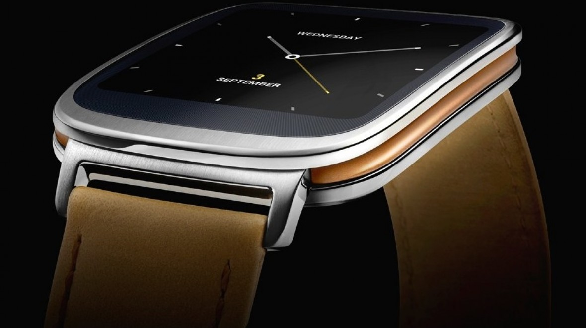 Asus ZenWatch boosts Android Wear