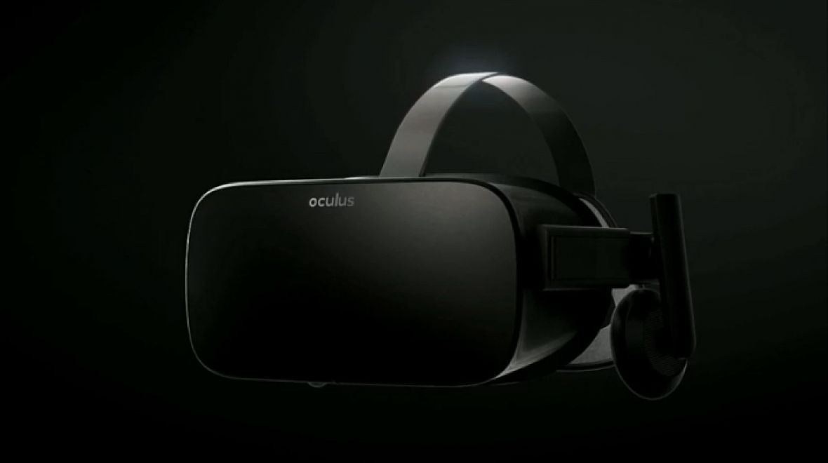 Oculus Rift consumer edition revealed