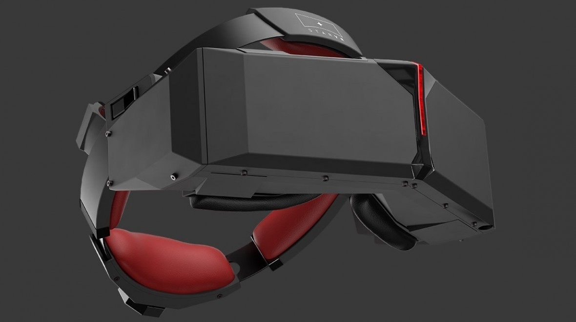 ​StarVR headset heading to IMAX VR centres