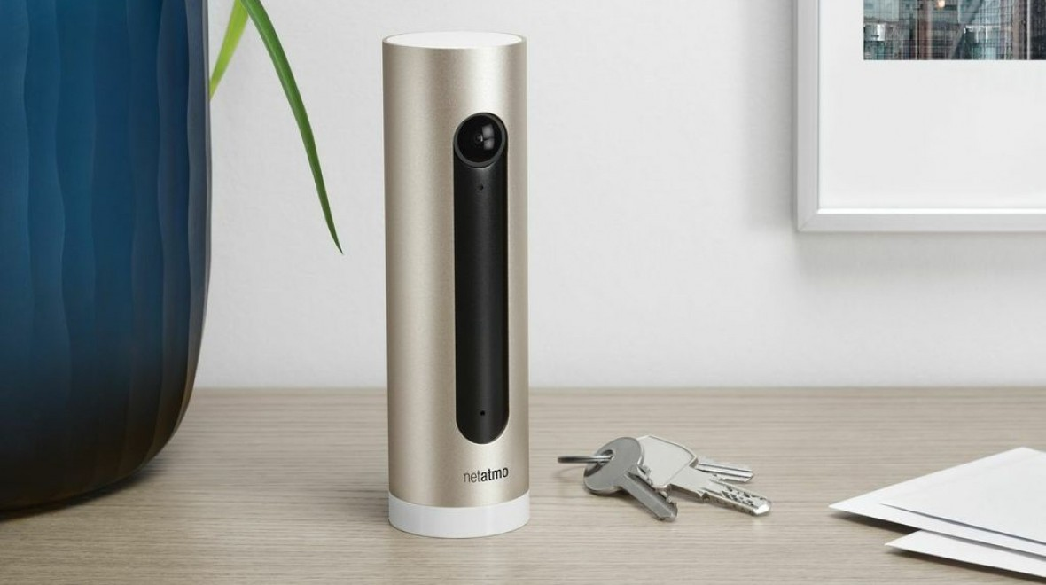 Netatmo Welcome cam recognises faces