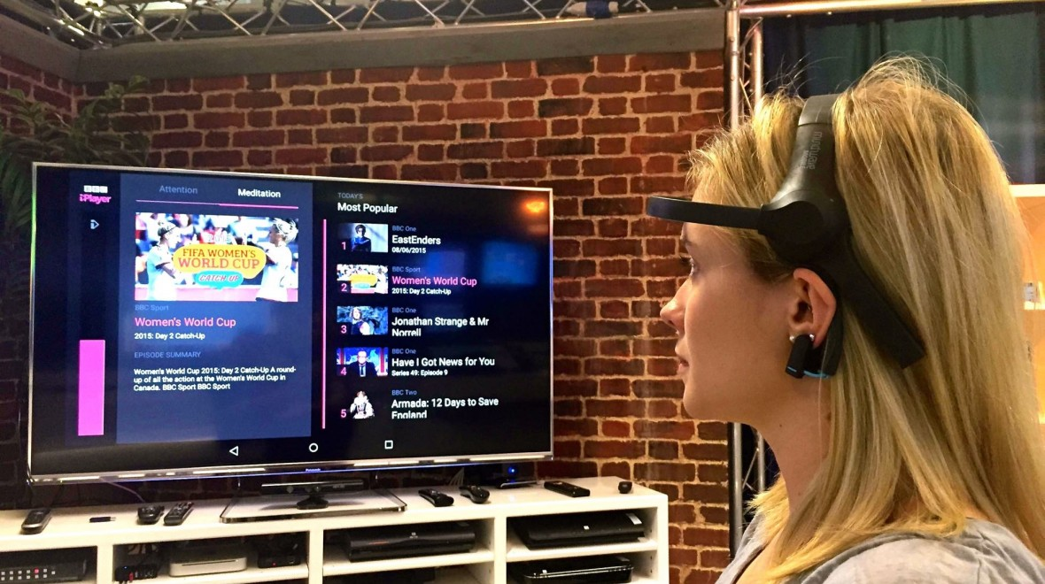 Mind controlled smart TV has arrived