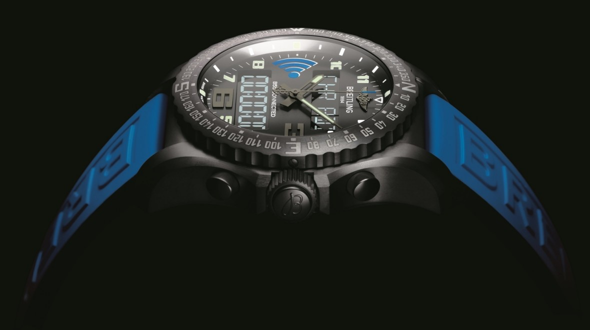 Breitling smartwatch out by Xmas