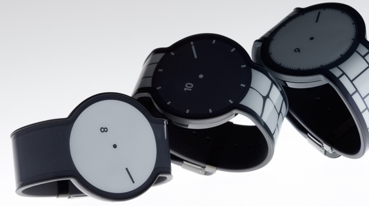 Sony FES e-paper smartwatch available