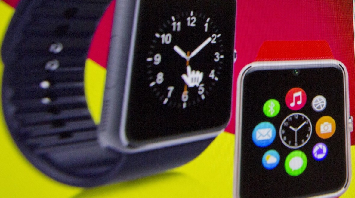 Crazy world of Chinese smartwatches