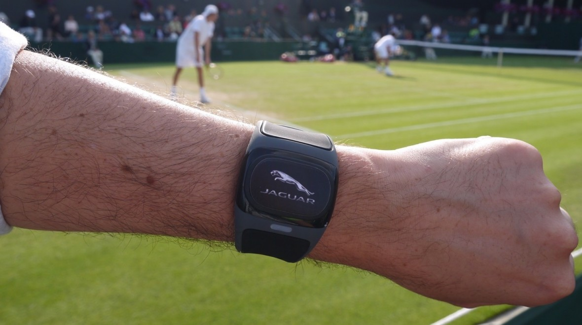 Wimbledon excitement measured