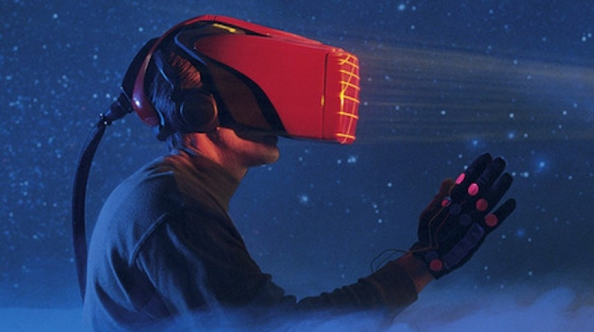 Virtual reality: Then and now