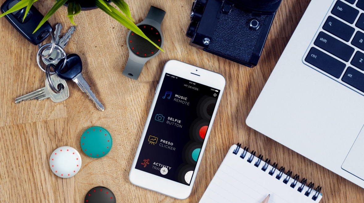 Misfit Flash Link is $20 smart button