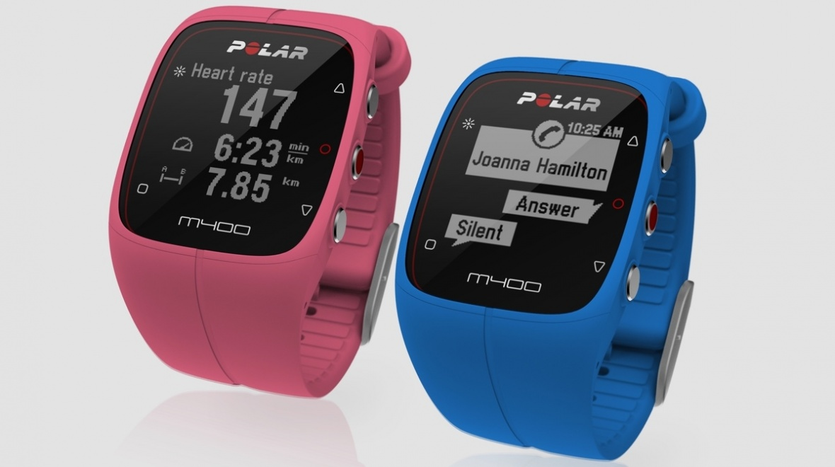 Polar M400 gets new colours