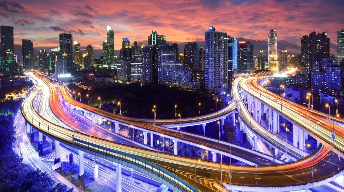 The smart city of the future