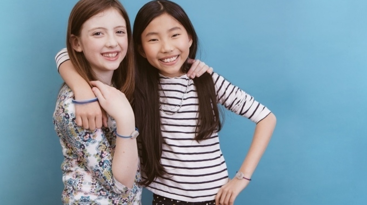 Jewelbots: A coding wearable for teen girls
