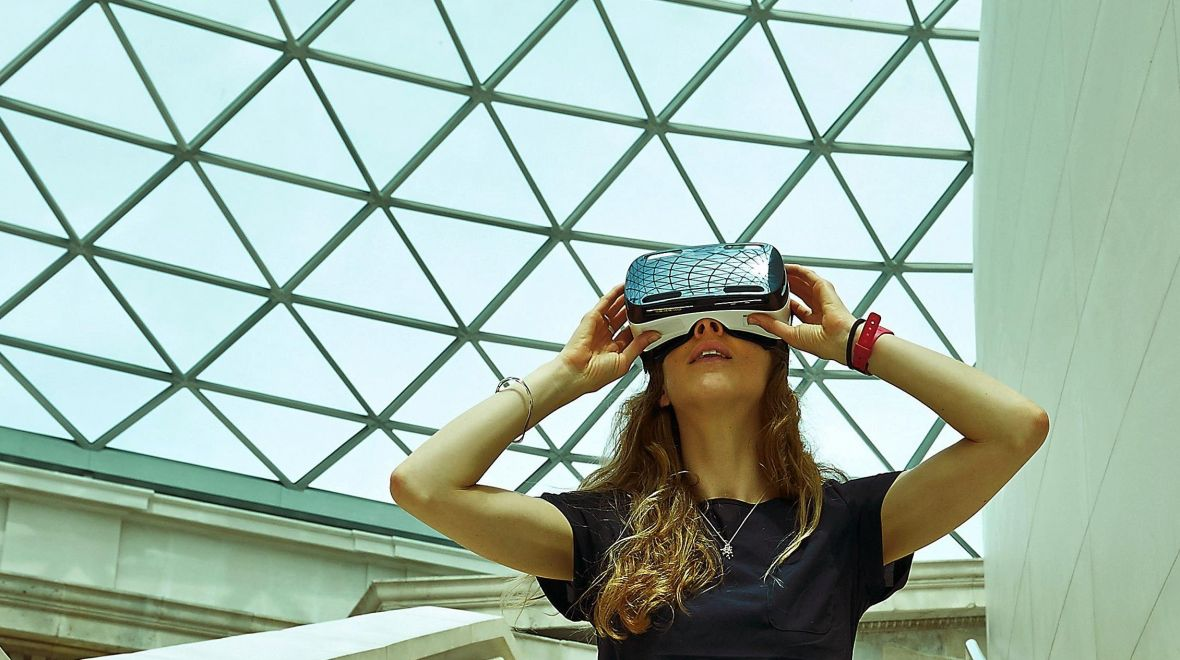 The British Museum's first VR exhibit