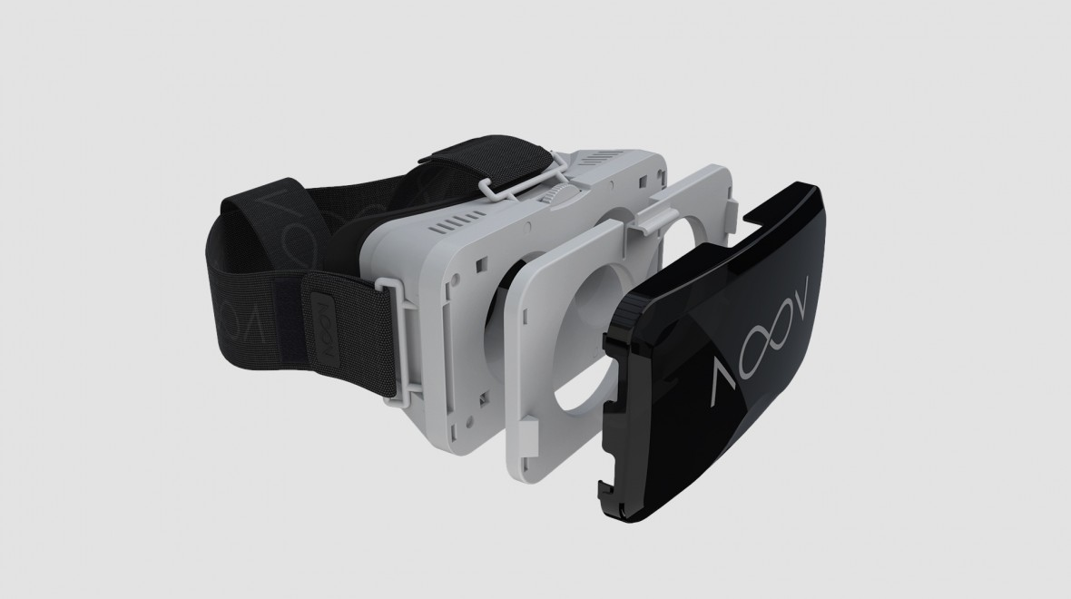 Noon VR budget headset packs added content