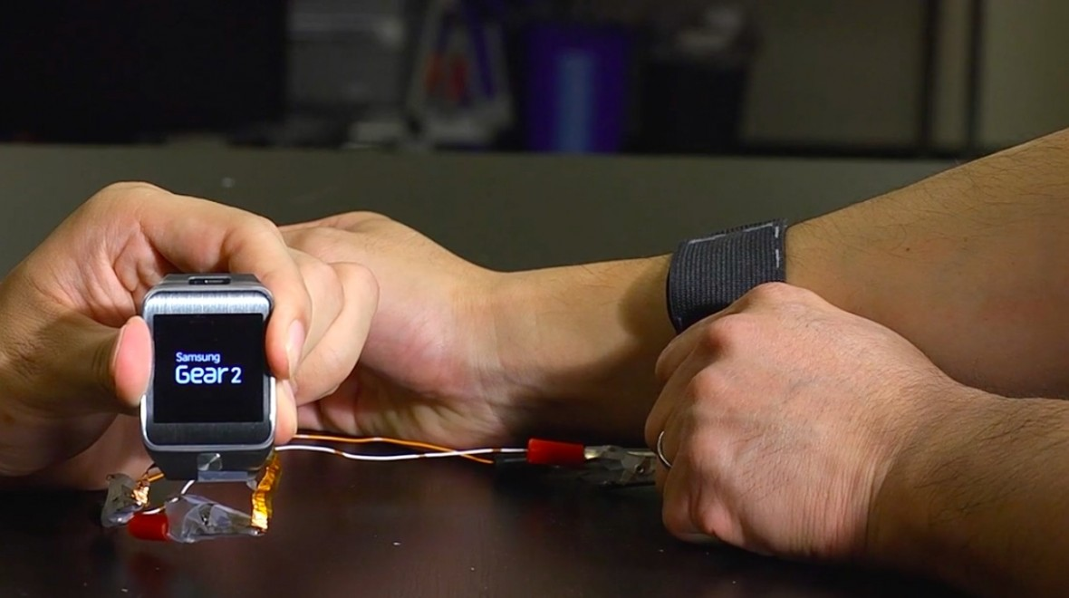 Stretchy cell could triple battery life