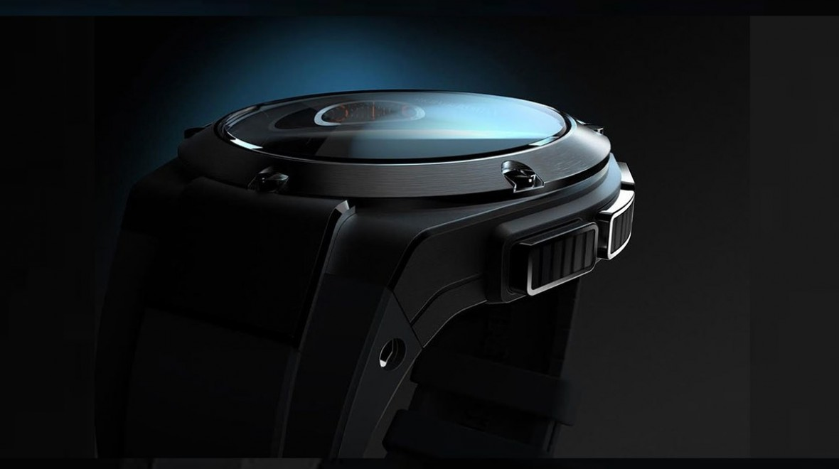 HP unveils fashionable smartwatch