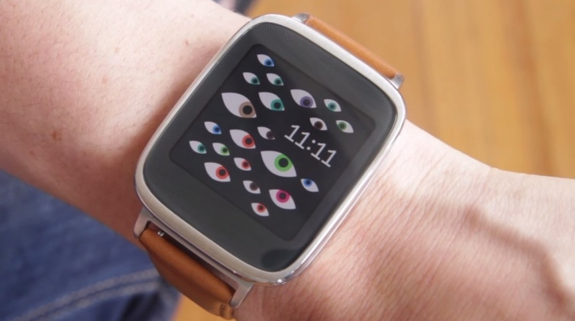 Android Experiments smartwatch experiences